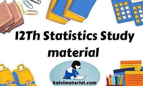 12th  Statistics