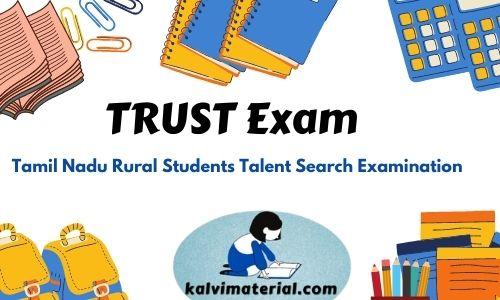Trust Exam Study Material